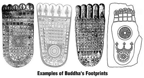 Budda foot